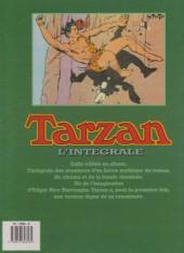 Verso de Tarzan (Intégrale - Soleil) (1993) -10- Intégrale 10