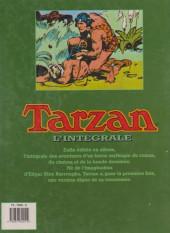 Verso de Tarzan (Intégrale - Soleil) (1993) -8- Intégrale 8