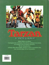 Verso de Tarzan (Intégrale - Soleil) (1993) -7- Intégrale 7