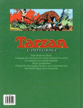 Verso de Tarzan (Intégrale - Soleil) (1993) -5- Intégrale 5