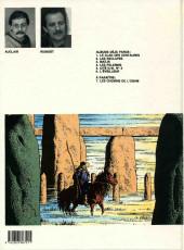 Verso de Simon du Fleuve -6- L'éveilleur