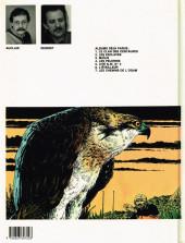 Verso de Simon du Fleuve -7- Les chemins de l'Ogam