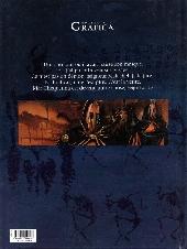 Verso de Les immortels (Desberg/Reculé) -4- Le second cavalier