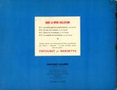 Verso de Sylvain et Sylvette (01-série : albums Fleurette) -2- En route vers l'inconnu