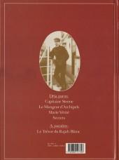 Verso de Théodore Poussin -1a90- Capitaine Steene
