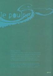 Verso de Le poulpe (6 Pieds sous Terre) -3- Les pis rennais