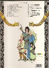 Verso de Thorgal -1c97- La Magicienne trahie