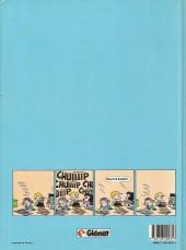 Verso de Mafalda -9- Les vacances de Mafalda