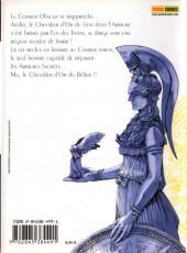 Verso de Saint Seiya Épisode G -3- Tome 3