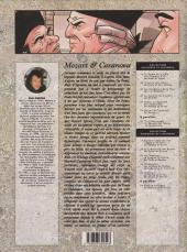 Verso de Mozart et Casanova