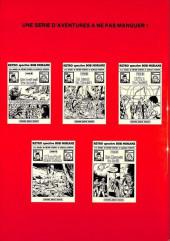 Verso de Bob Morane 5 (Deligne) -3- L'Île du passé