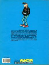 Verso de Votez Rocky - Tome 1c1988