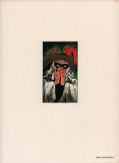 Verso de Le fantôme de Canterville (Arranz) - Le fantôme de Canterville