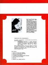 Verso de Cubitus -5'- Cubitus pour les intimes