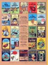 Verso de Tintin (Historique) -23C1- Tintin et les Picaros