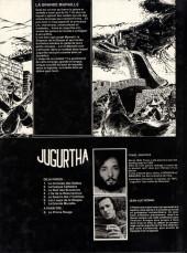 Verso de Jugurtha -7- La grande muraille