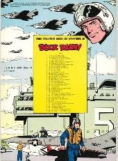 Verso de Buck Danny -17c1976- Buck Danny contre Lady X