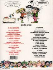 Verso de Corinne et Jeannot -5- Retours de bâton