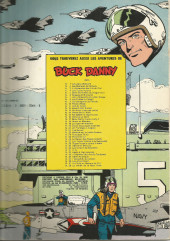 Verso de Buck Danny -27b1973- Les Tigres volants à la rescousse !