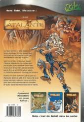Verso de Atalante - La Légende -1Solo- Le Pacte
