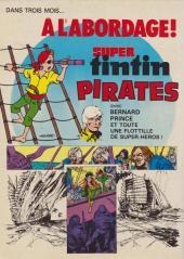 Verso de (Recueil) Tintin Super -9- Jeux olympiques