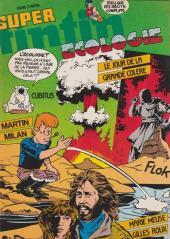 Verso de (Recueil) Tintin Super -12- Flic