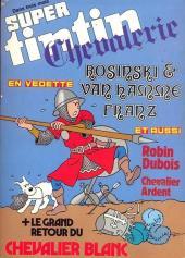 Verso de (Recueil) Tintin Super -25- Détective privé
