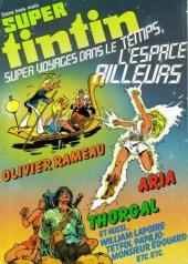 Verso de (Recueil) Tintin Super -26- Chevaliers