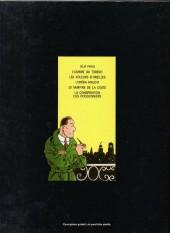 Verso de Dick Hérisson -1c- L'ombre du toréro