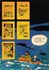 Verso de Tif et Tondu -11- La poupée ridicule