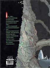 Verso de Le torte -3- Eon de l'étoile