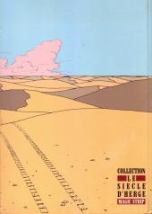 Verso de (AUT) Hergé -160- Les héritiers d'Hergé
