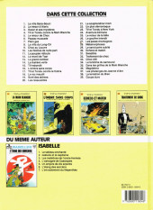 Verso de Tif et Tondu -39- Coups durs