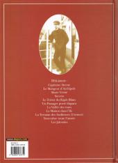 Verso de Théodore Poussin -12- Les Jalousies
