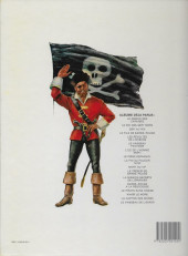 Verso de Barbe-Rouge -3b1984- Le fils de Barbe-Rouge