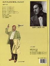 Verso de Blake et Mortimer (Les Aventures de) -2b1990- Le Secret de l'Espadon - Tome 2