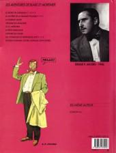 Verso de Blake et Mortimer (Les Aventures de) -10b1992- L'Affaire du collier