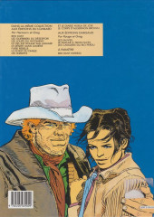 Verso de Comanche -11a1997- Les fauves