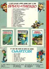 Verso de Spirou et Fantasio -4b71- Spirou et les héritiers