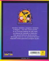 Verso de Fripouille et Malicette -1- Le balai volant