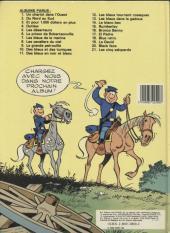 Verso de Les tuniques Bleues -2d84- Du nord au sud