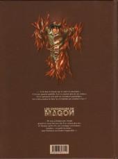 Verso de Les chroniques de Magon -3- L'Antre de la Gorgone
