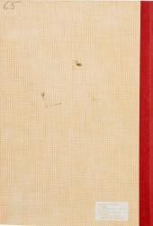 Verso de (Recueil) Spirou (Album du journal) -47- Spirou album du journal