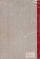 Verso de (Recueil) Spirou (Album du journal) -49- Spirou album du journal