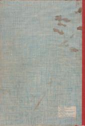 Verso de (Recueil) Spirou (Album du journal) -51- Spirou album du journal
