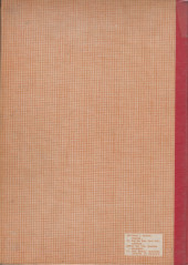 Verso de (Recueil) Spirou (Album du journal) -62- Spirou album du journal