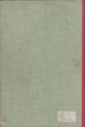 Verso de (Recueil) Spirou (Album du journal) -44- Spirou album du journal