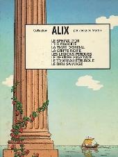 Verso de Alix -2b1971- Le Sphinx d'or