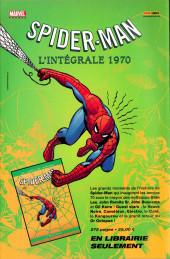 Verso de Marvel Legends -14- La vérité et ses conséquences