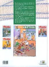 Verso de Les toubibs -3- Bons réflexes !